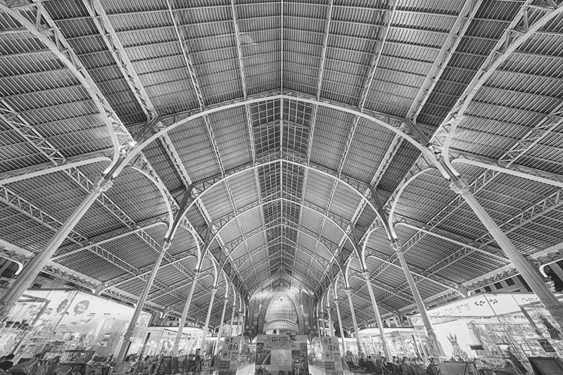 Fotógrafo de espacios arquitectónicos en Valencia