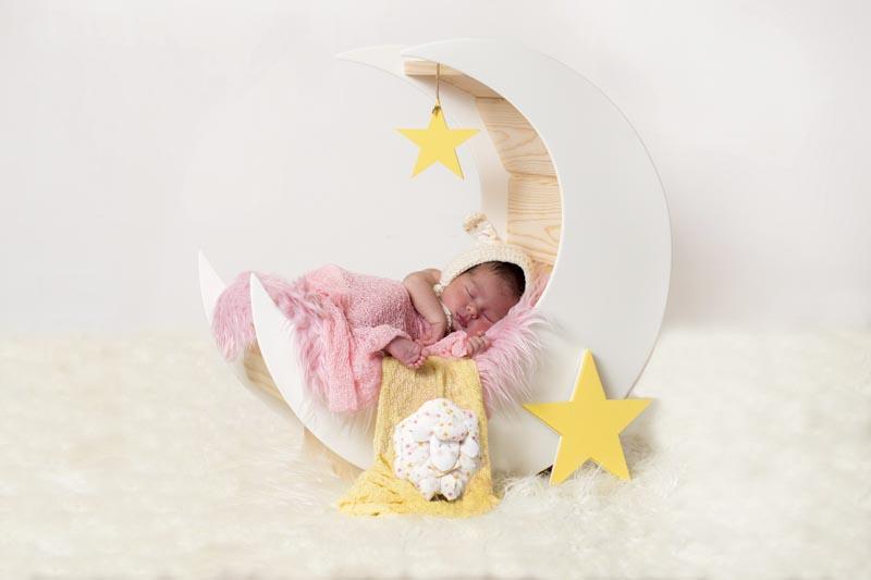 Fotógrafo para bebé en Valencia