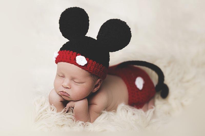 Fotógrafo recién nacido Valencia