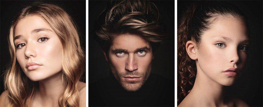 Retratos profesionales en Madrid