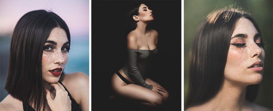 Sesiones de fotos para portfolio de modelos en NYC